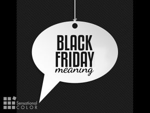 Black Friday Meaning Explained