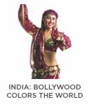 India | Bollywood Colors The World