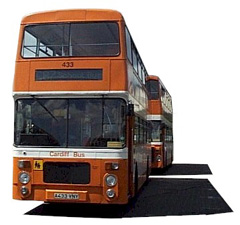 End Of The Line For Orange Buses
