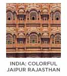 India | Colorful Jaipur, Rajasthan The 'Pink City'