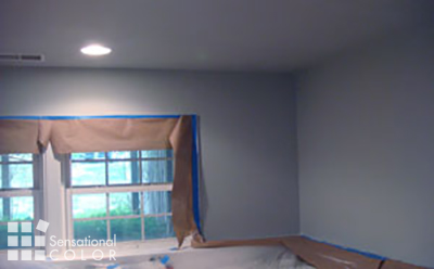 Ellen Kennon H2 Ahh! Office Being Painted