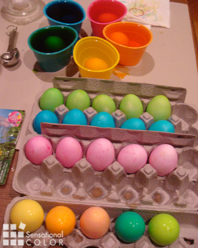 25 Easter Colors