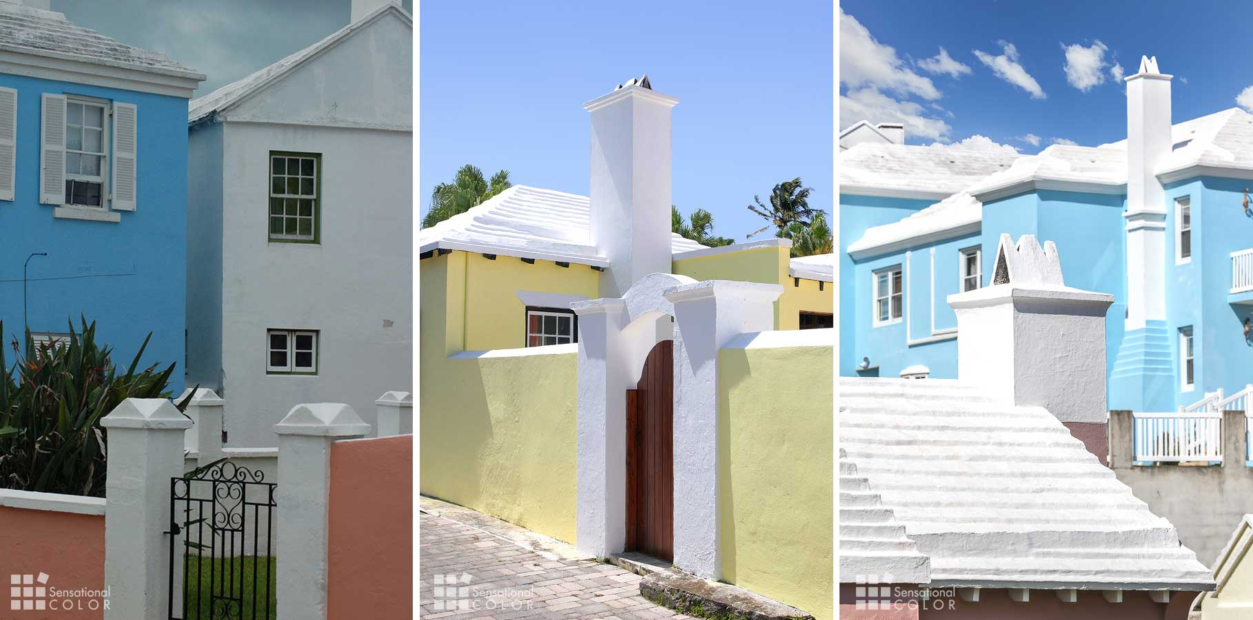 Bermuda Colors Home And Gardens