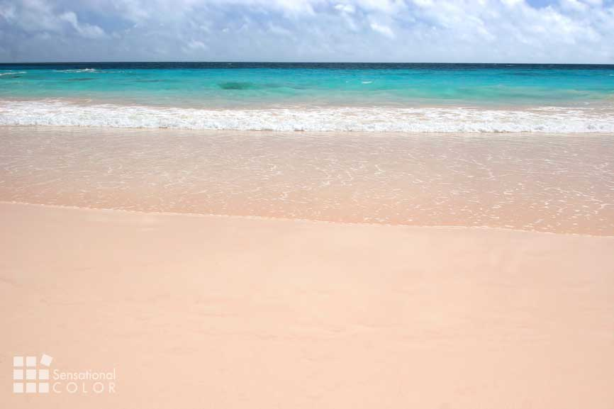Bermuda Colors Pink Sand Beach