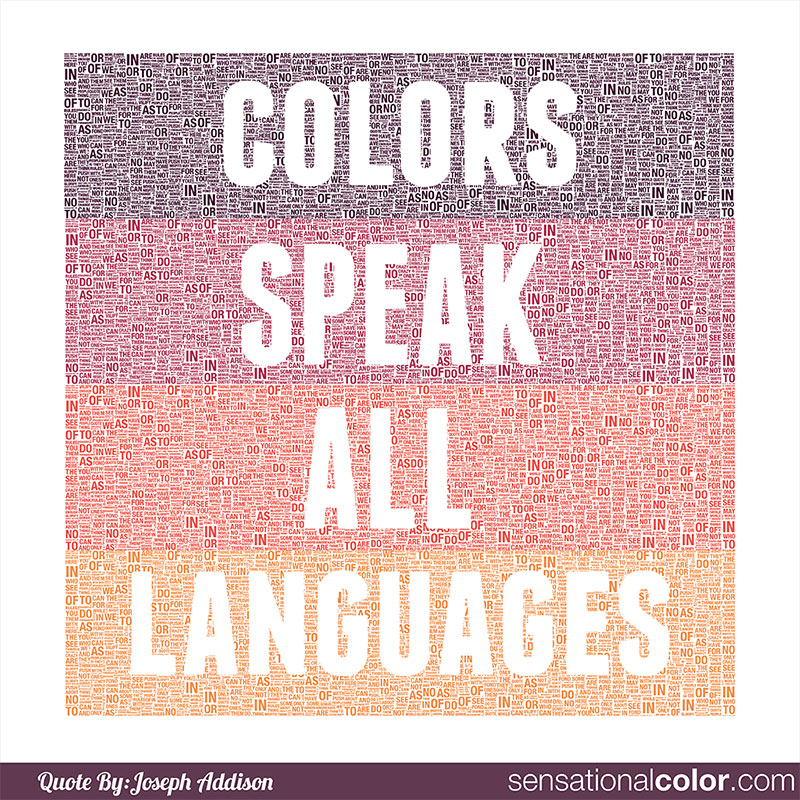 Quotes About Color By Joseph Addison