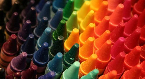 20,000 Kids Pick Color Names