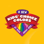 20,000 Kids Pick Color Names
