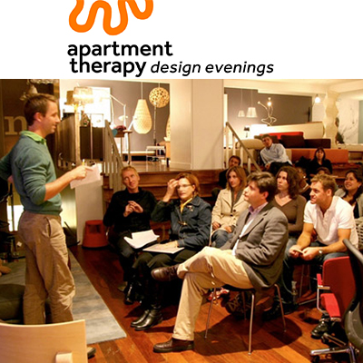 Kate Smith Speaker at Apartment Therapy Offline