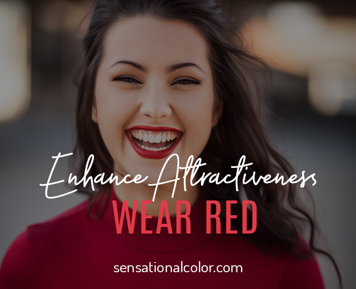 Color Psychology: Does Wearing Red Enhance Attractiveness?