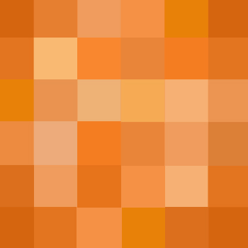 color orange squares