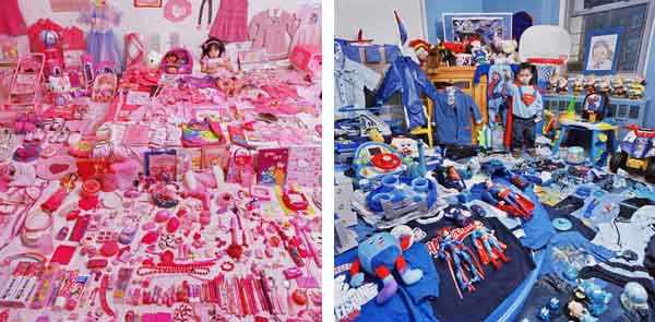 The Pink and Blue Project