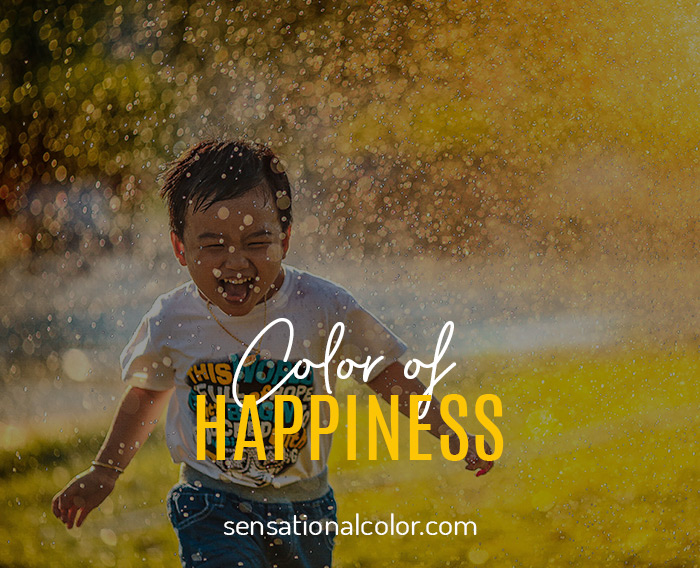 Color of Happiness