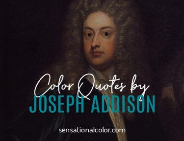 Portrait of Joseph Addison