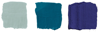 Exterior Color Trends Blue