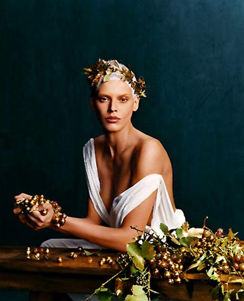 Bettinna Rheims | 'Liquid Gold'