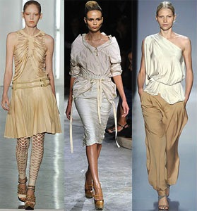 Fashion Color Trend: The New Nudes