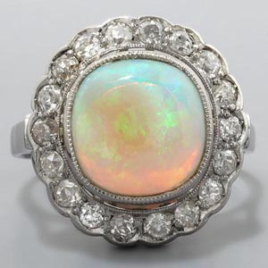 Birthstone For October Opal