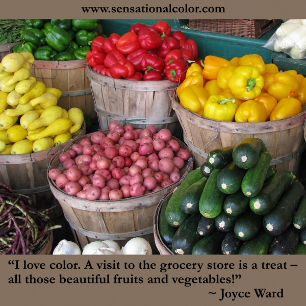 Joyce Ward Color Quote