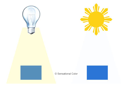 Don't Be In The Dark About How Light Affects Color