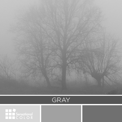 All About The Color Gray Sensational Color