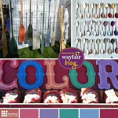 Delightful Multi-Color Decor