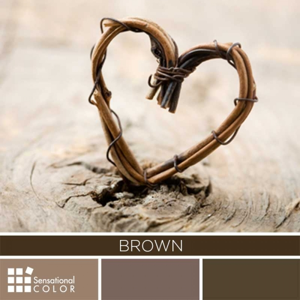 Color Meaning Brown