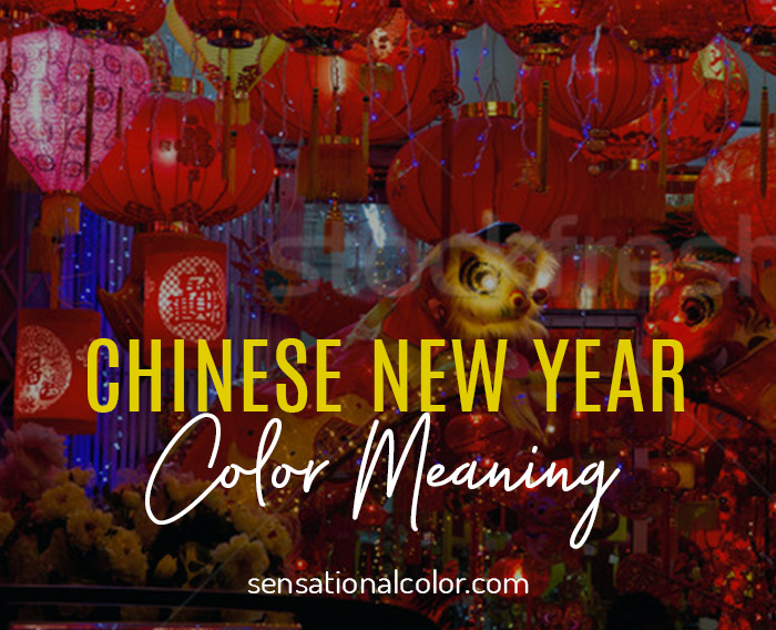 Chinese New Year Color Meaning