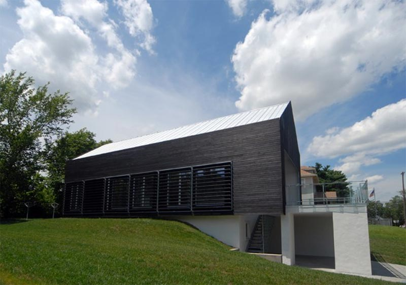 Be The Hottest House On The Block In Black Sensational Color