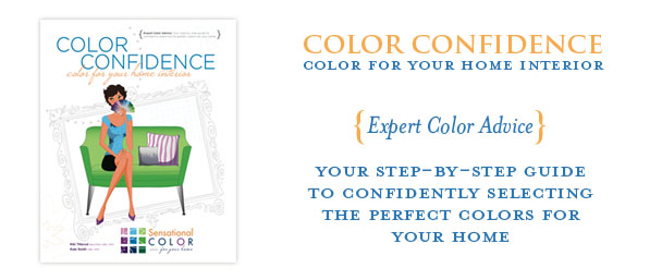 Color Confidence Color For Your Home Interior
