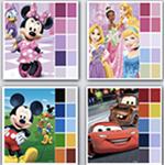Disney Paint Sensational Color Paint Brand Guide