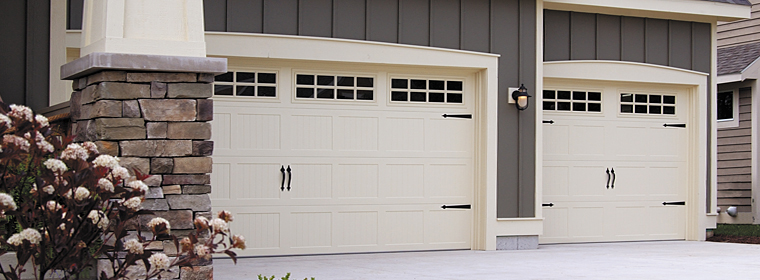 Choosing a color for garage doors sensational color for Garage door colors