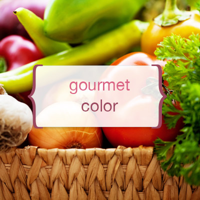 Gourmet Colors