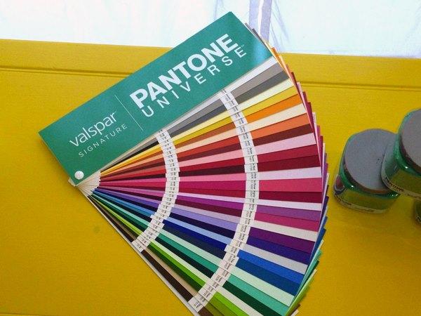 Pantone Paint At Lowes