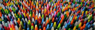 Favorite Crayon Colors: America's Top 50 Crayolas