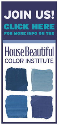 House Beautiful Color Institute
