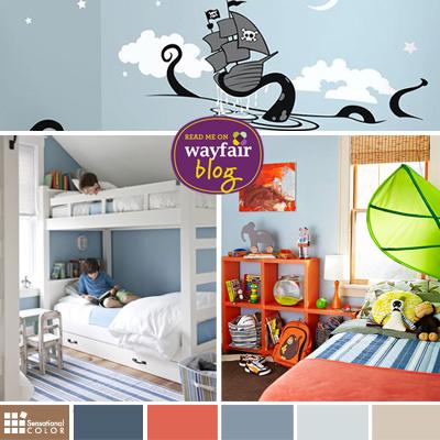 Beach Inspired Design | Wayfair.com 'My Way Home' Blog