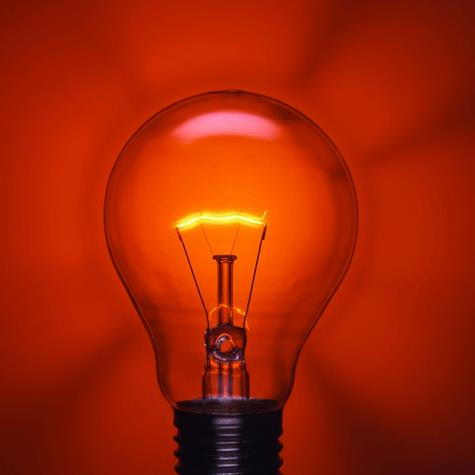 Red light at night is best study says