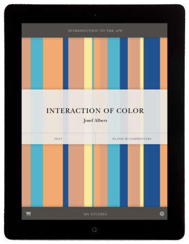 Interactions of Color App