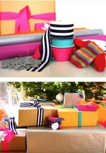 The psychology of gift wrap on the Dom & Jeri blog