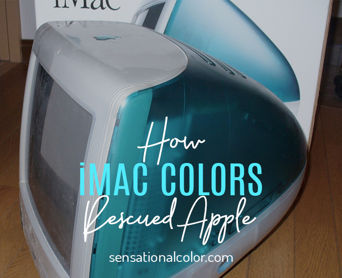 Title - How iMac Colors Rescued Apple