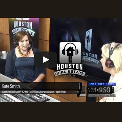 Kate Smith on Houston Real Estate Radio