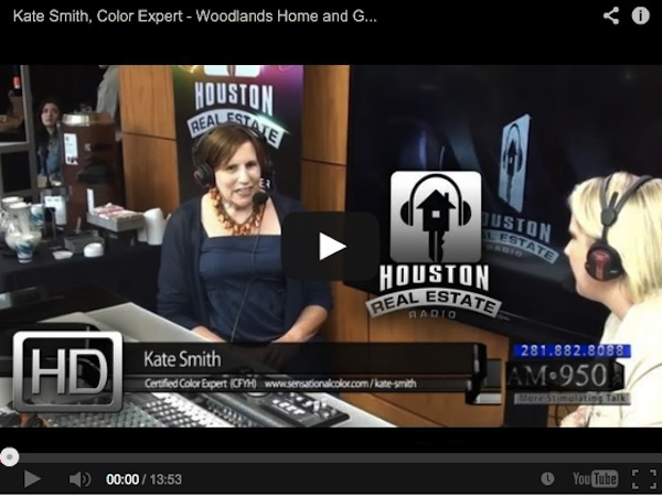 Kate Smith on Houston Real Estate Radio