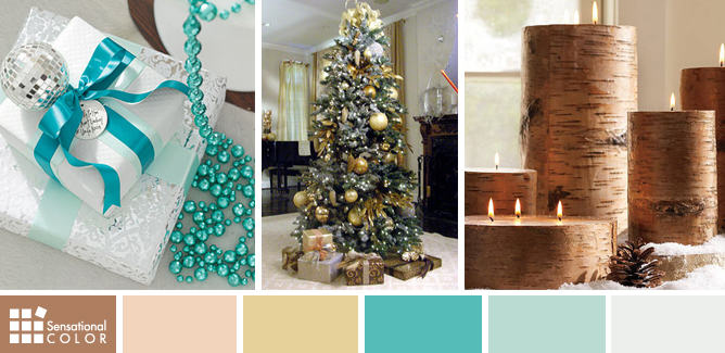 Holiday Colors | Wayfair.com 'My Way Home' Blog