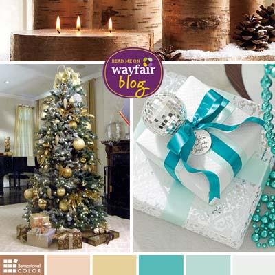 Christmas Trends Abound This Season   Wayfair.com 'My Way Home' Blog