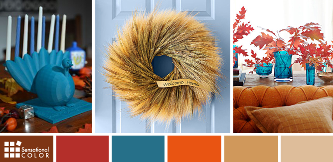 Thanksgivukkah Offers a Whole New Celebration of Colors