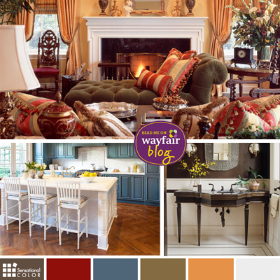 Create Fresh Décor with Traditional Design