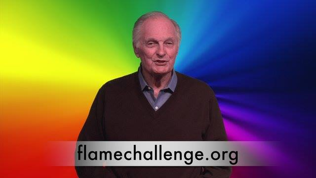 "The ""What is color"" Challenge by Alan Alda"