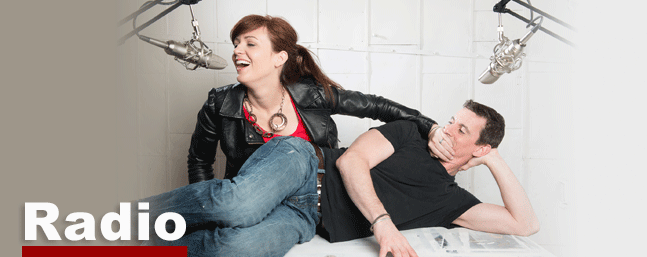 Husband-and-wife hosts Mark & Theresa of My Fix It Up Life