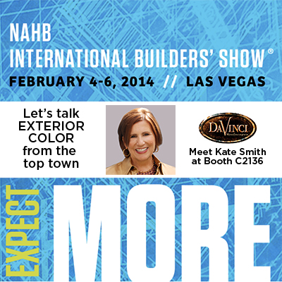Kate Smith Appearing At The International Builders Show
