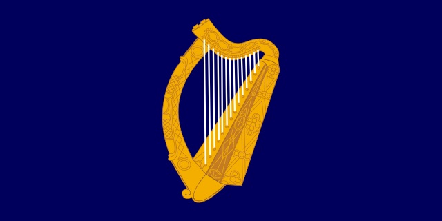 Presidential Flag of Ireland